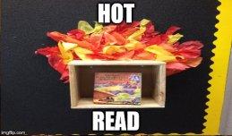 Blog Hot Read