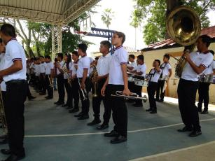 el sal marching band