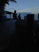 El Sal police at beach