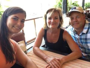 El Salvador three of us