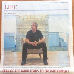 Toronto Star, Saturday September 10, 2016